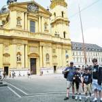 Family of 5 in Munich for 53 Euros Per Person Per Day