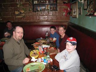 Family at Portland Por Que No Restaurant