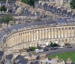 """Bath, England: Family of Five in Bath (pronounced """"Bawth"""" if you're an American)"""