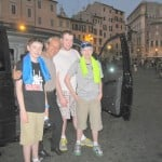 Family of 5 in Rome for 89 Euros Per Person Per Day