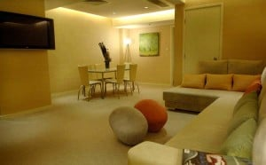 Cosmo Hotel Yellow 2-Bedroom 2-Bathroom Suite