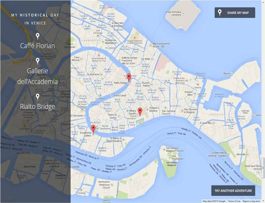 Google-Treks-Venice-Theme-m