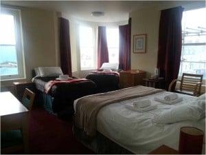 The Alexandra Hotel, Llandudno, Wales