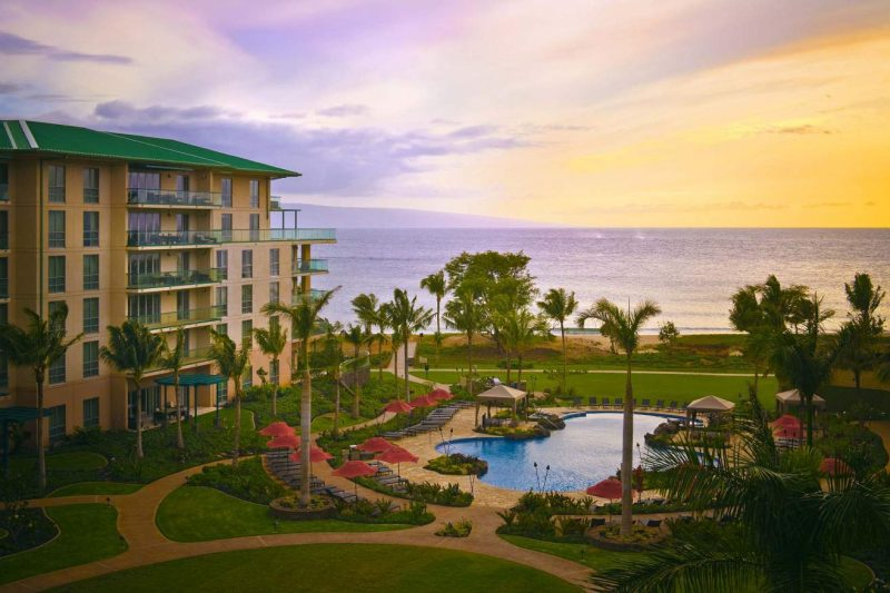 Honua Kai Resort Family of 5, 6 Hotel in Maui