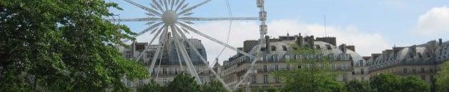 Paris-Tuileries-Garden