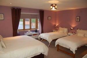 Derbyshire Rennie Rose Guesthouse Sleeps 5 6