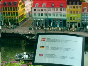 Translated Signage at Legoland in Denmark