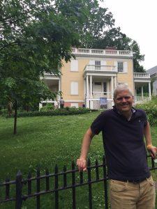 Hamilton's Home: The Grange