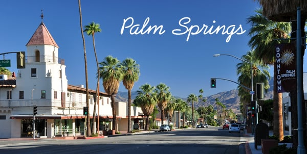 Palm Springs Hotel Family Rooms & Suites - Sleep 5 or 6