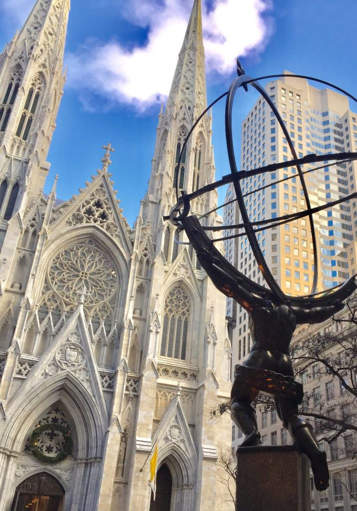 Saint Patrick's Cathedral - 5th Avenue NYC
